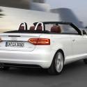 Audi A3 cabriolet arrière