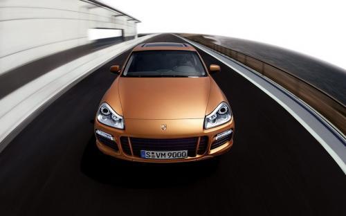 Porsche Cayenne GTS Orance