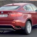 BMW X6 Arrière