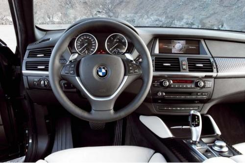 Blog 4 auto auto automobile voitures de sport bmw x6 for Interieur x6