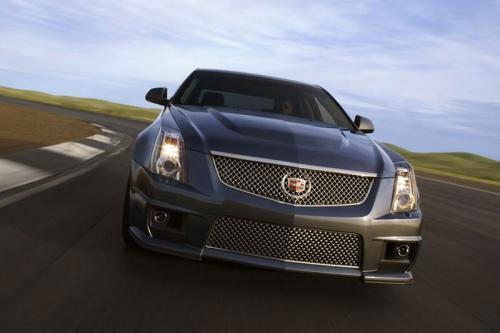 Cadillac CTS-V Face