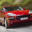 POrsche Cayenne GTS Rouge