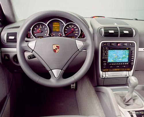 Blog 4 auto auto automobile voitures de sport for Interieur porsche cayenne