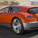 Dodge Zeo Concept Arrière