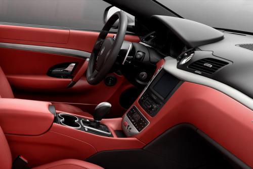 Maserati GT Intérieur 2