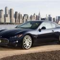Maserati Gran Tourismo noire