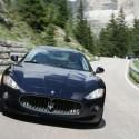 Maserati Gran Tourismo noire 2