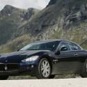 Maserati Gran Tourismo noire 4