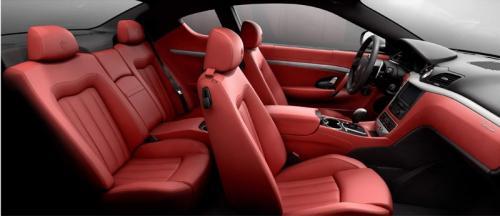 Maserati GT Intérieur