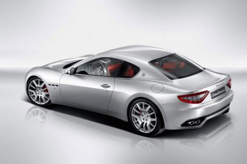 Maserati GT Arrière