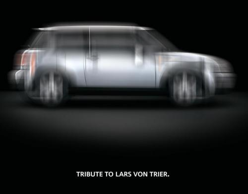 blog 4 auto auto automobile voitures de sport mini lars von trier. Black Bedroom Furniture Sets. Home Design Ideas
