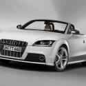 Audi TT S Roadster Blanc Ibis