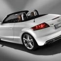 Audi TT S Roadster Blanc Ibis 2