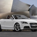 Audi TT S Roadster Blanc Ibis 3