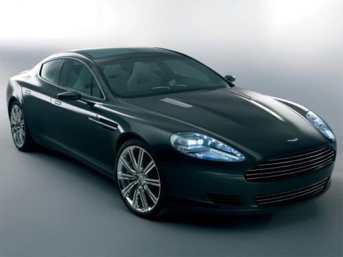 Aston Martin Rapide Face