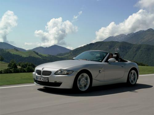 BMW Z4 Roadster Cligno blancs