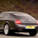 Bentley continental GT Speed Arrière
