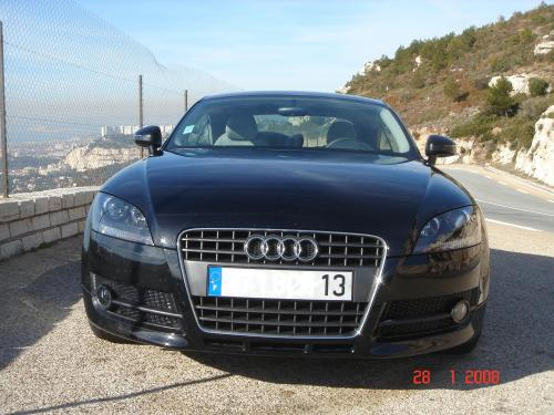 Audi TT Chris