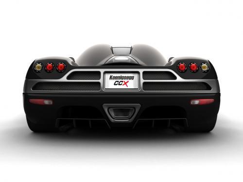 Koenigsegg CCX Arrière