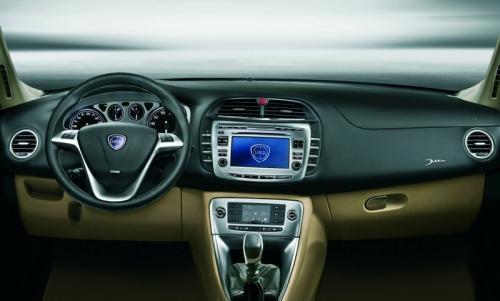 Lancia Delta intérieur