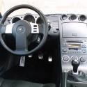 Nissan 350 Z Intérieur
