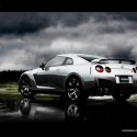 Nissan GT-R Arrière