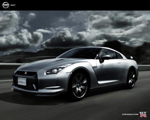 Nissan GT-R Profil