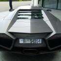 Lamborghini reventon arrière