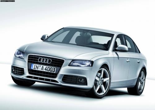 Audi A4 Face