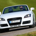 Audi TT Roadster blanc 2