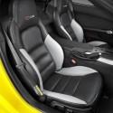 Corvette Z06 intérieur