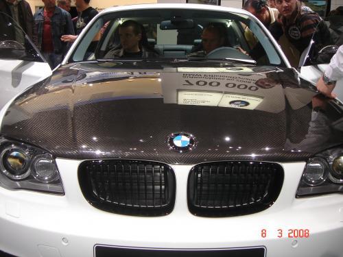 BMW Série 1 carbone