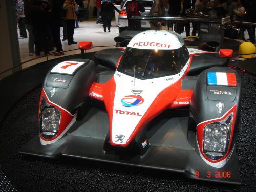 Peugeot Sport Proto