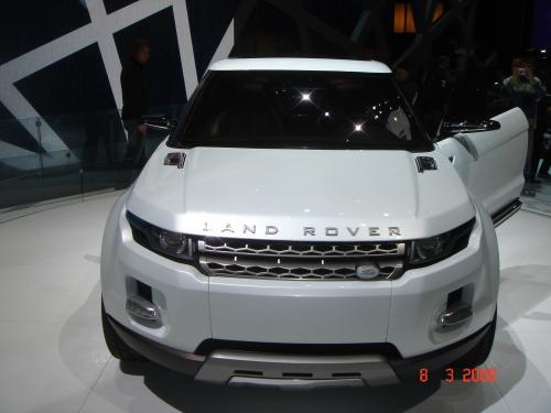 Range rover LRX