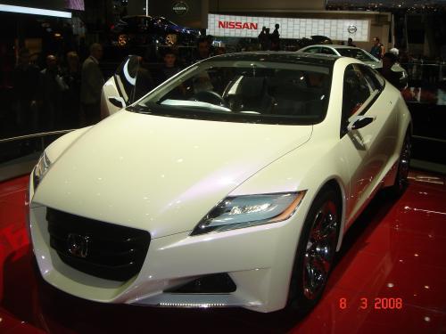 Honda CR-Z 2008