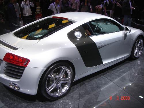 blog 4 auto auto automobile voitures de sport audi r8 gris 2. Black Bedroom Furniture Sets. Home Design Ideas