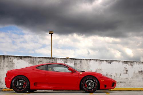 Ferrari 360 modena rouge 2