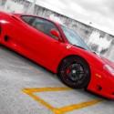Ferrari Modena rouge 7