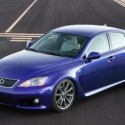Lexus IS-F Piste