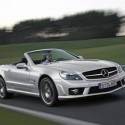 mERCEDES SL 63 AMG DECAPOTE