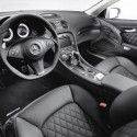 Mercedes SL 63 AMG INTERIEUR