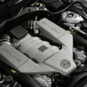 Mercedes sl 63 amg moteur