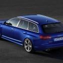 Audi RS6 Bleue 2008