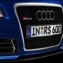 Audi RS6 4  bleue