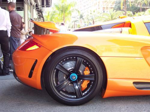 Gemballa Carrera GT