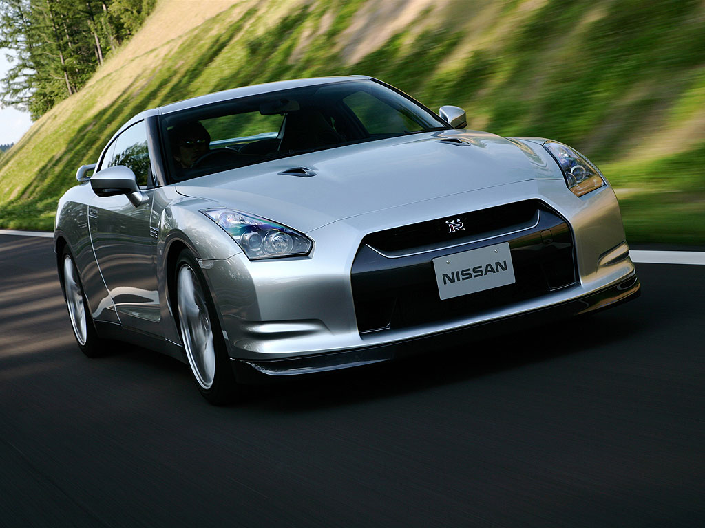 Nissan GT-R Cars Wallpaper