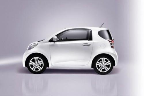 blog 4 auto auto automobile voitures de sport toyota iq objectif moins de 100 g km. Black Bedroom Furniture Sets. Home Design Ideas
