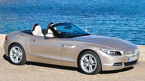blog 4 auto auto automobile voitures de sport bmw z4 nouvelle mouture enfin un cc sportif. Black Bedroom Furniture Sets. Home Design Ideas