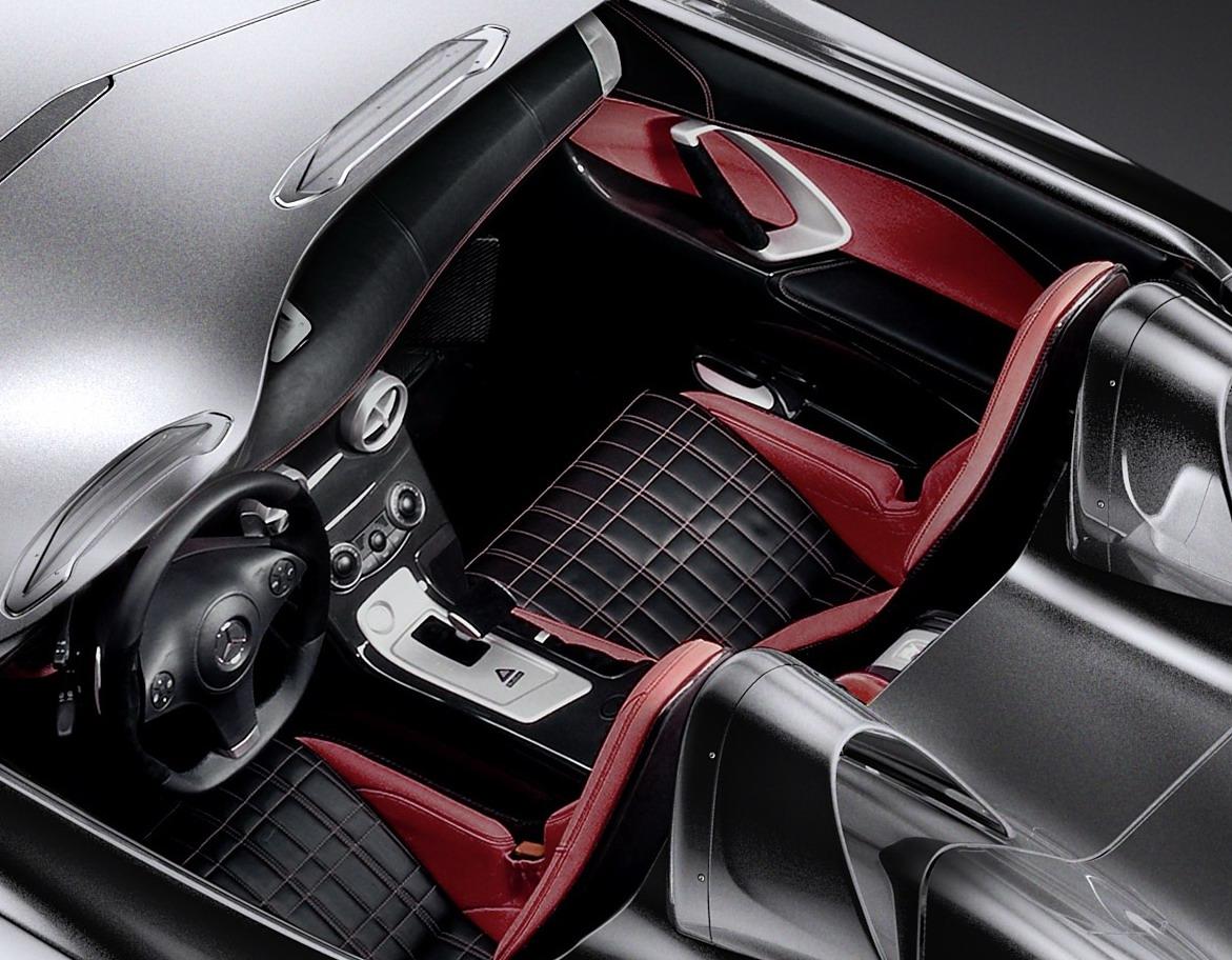 top cars mercedes slr stirling moss. Black Bedroom Furniture Sets. Home Design Ideas
