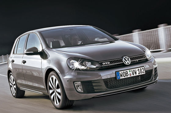 blog 4 auto auto automobile voitures de sport volkswagen golf 6 gtd le retour en gr ce du. Black Bedroom Furniture Sets. Home Design Ideas